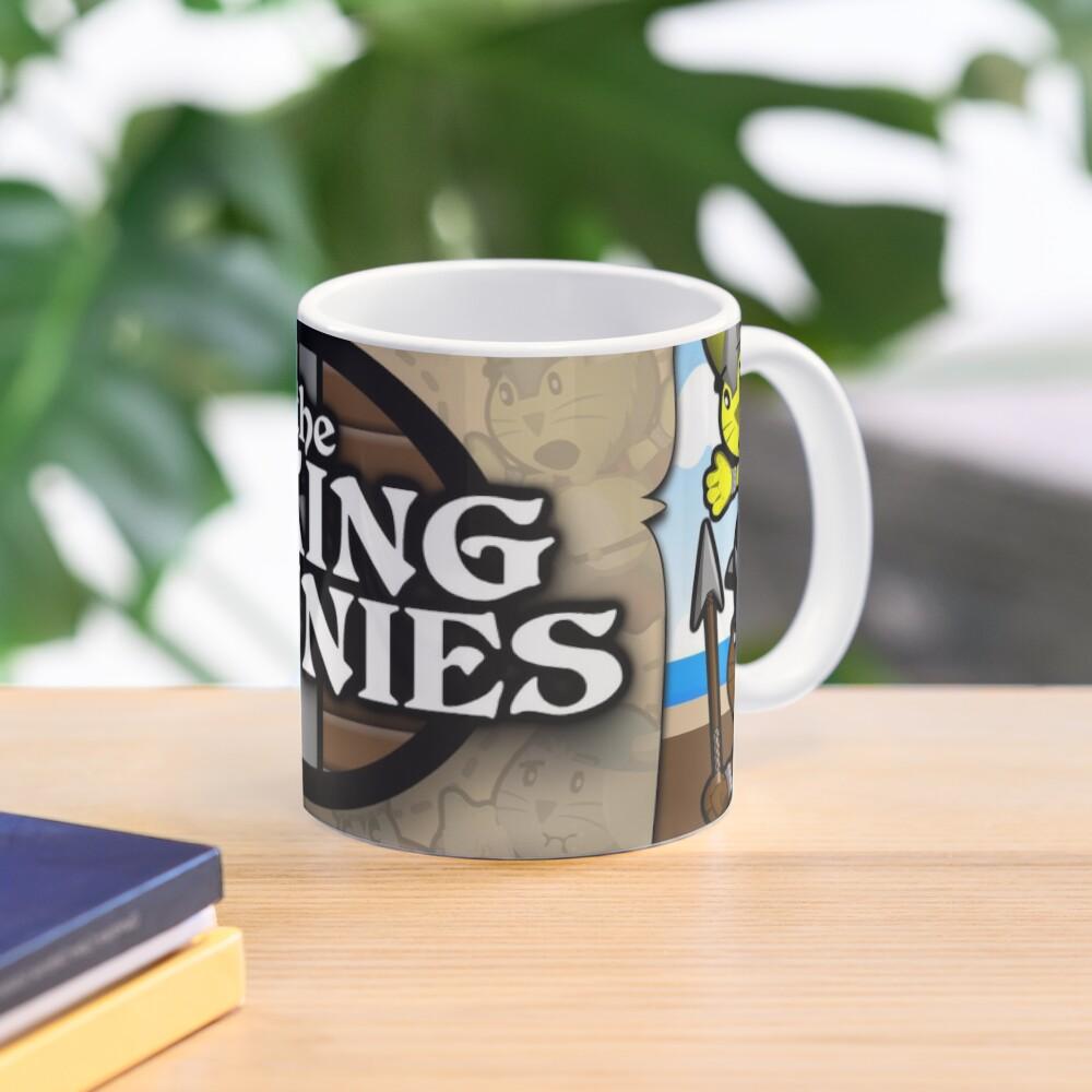 The Viking Bunnies Banner Mug