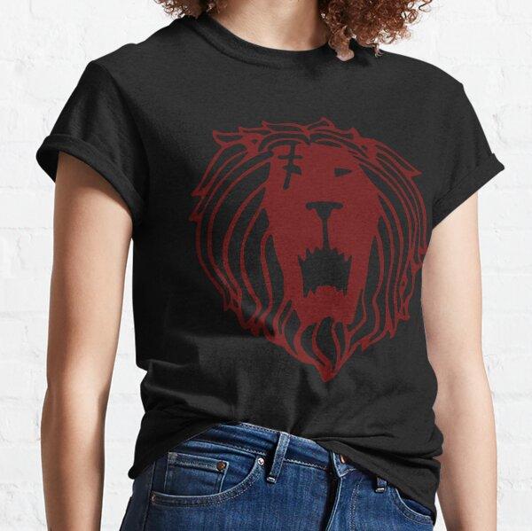 El pecado del orgullo del león (Edición de tatuaje) [Volver a imprimir] Camiseta clásica