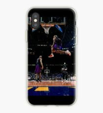 Vince Carter iPhone Case
