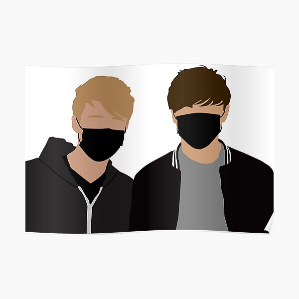 Sam and Colby Poster