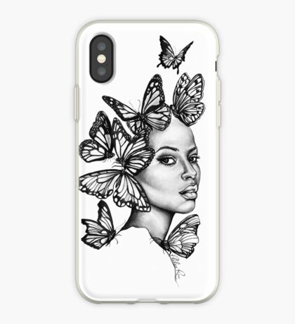 Transformed  | The Beauty Collection iPhone Case