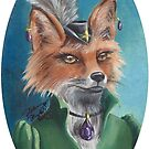 Mrs. Fox by Deanna Davoli