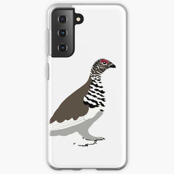 White-tailed Ptarmigan Samsung Galaxy Soft Case