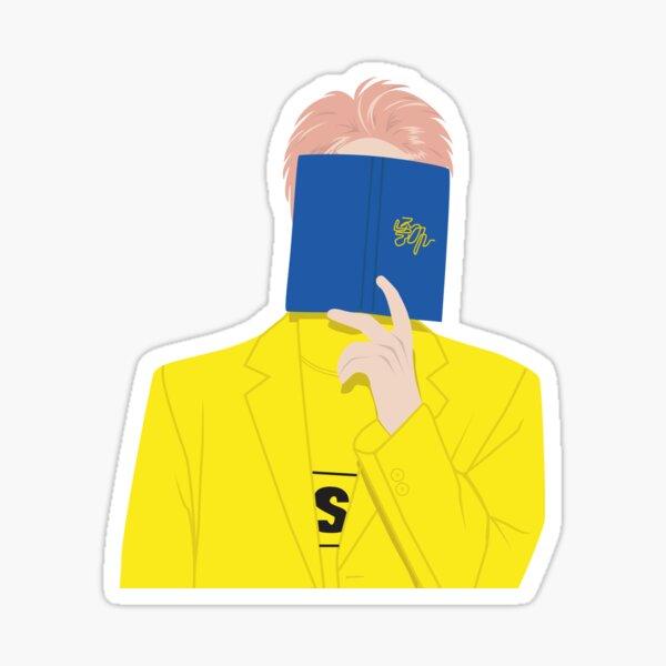 Jonghyun - She Is Era Sticker