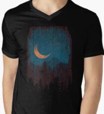 Those Summer Nights... Men's V-Neck T-Shirt