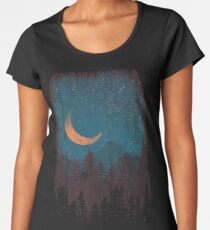 Those Summer Nights... Women's Premium T-Shirt