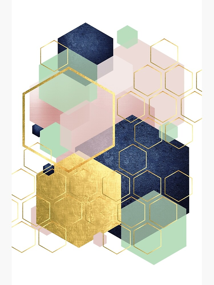 Luxe Geometric by UrbanEpiphany