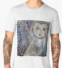 Winter Owl Men's Premium T-Shirt