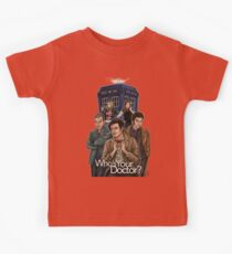 Who's Your Doctor? Kids Tee