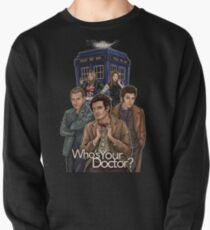 Who's Your Doctor? Pullover