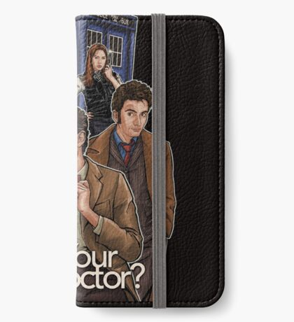 Who's Your Doctor? iPhone Wallet