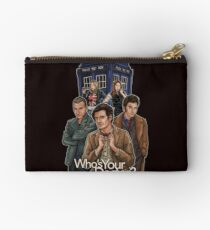 Who's Your Doctor? Studio Pouch
