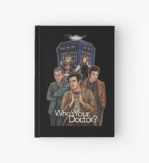 Who's Your Doctor? Hardcover Journal