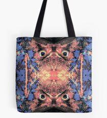 Angry Fish Face #01 Tote Bag