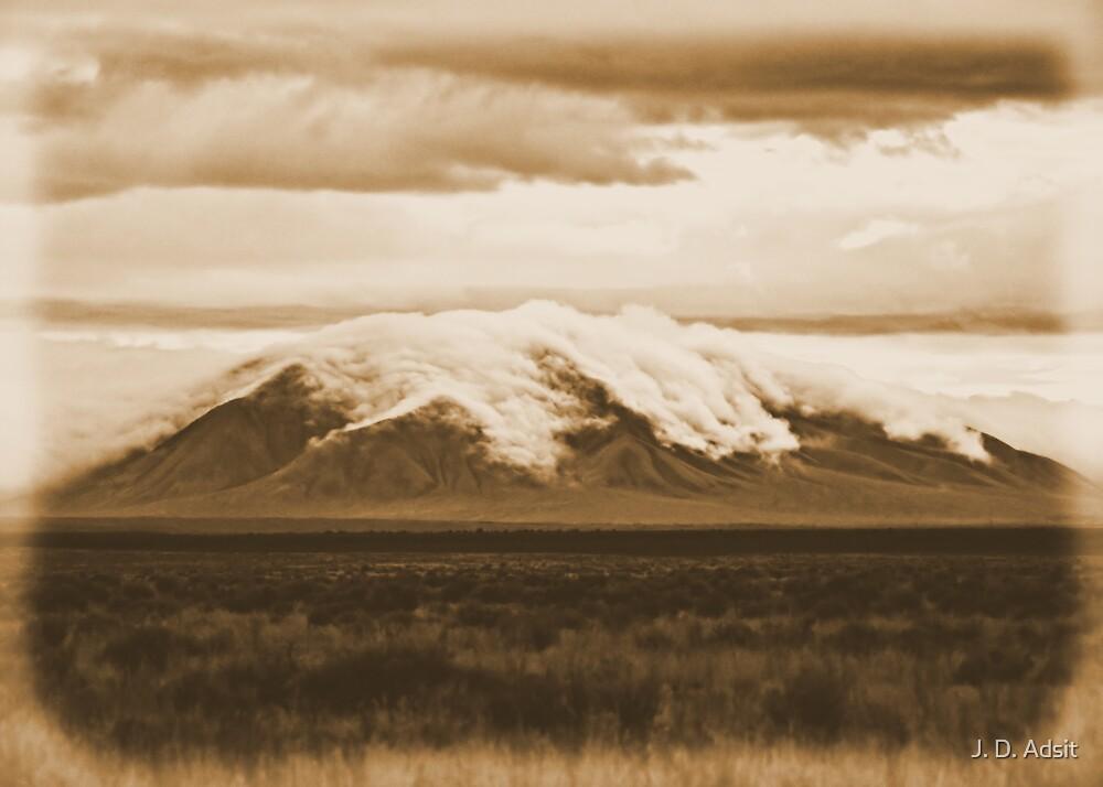 Mountain Blanket by J. D. Adsit