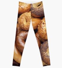 All About That Bagel Leggings