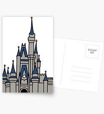 Princess Castle Postcards