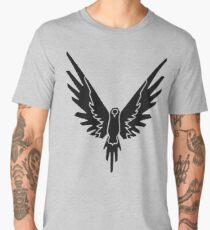 BLACK BIRD PAUL Men's Premium T-Shirt