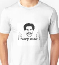Borat Very Nice Unisex T-Shirt