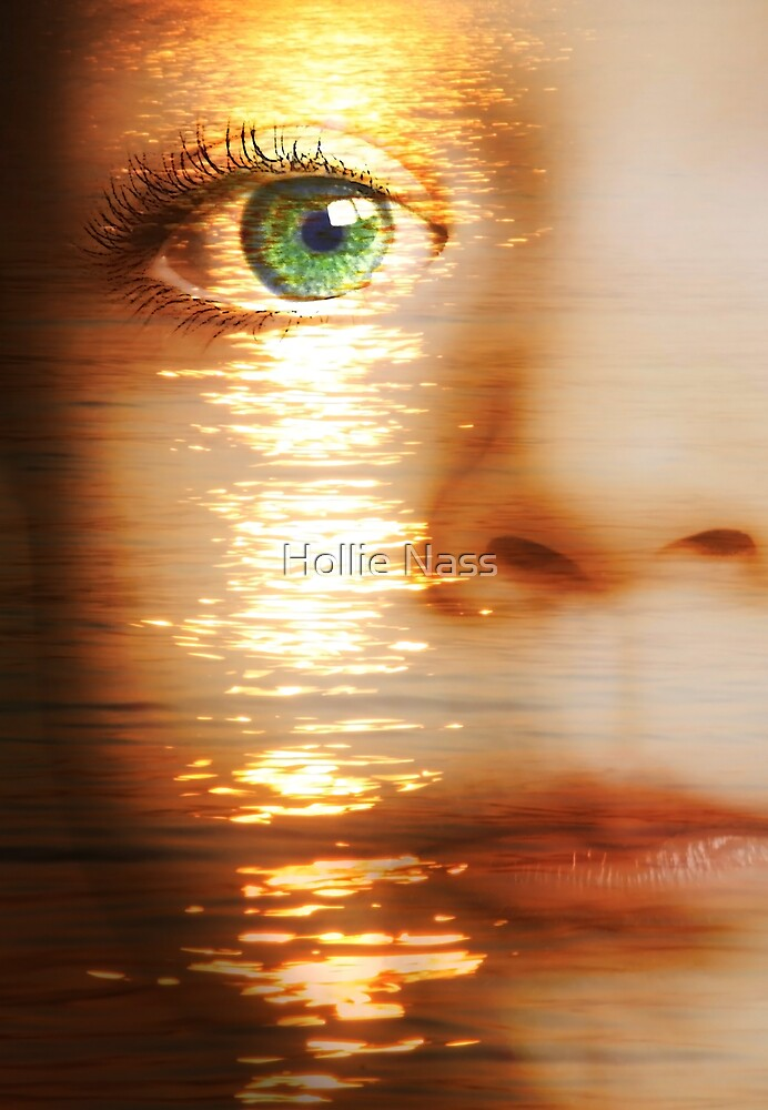 The rising sun by Hollie Nass