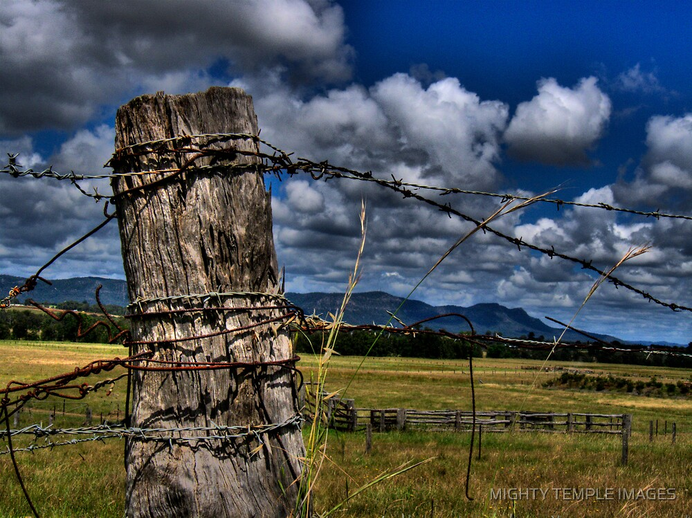 BROKENBACK  by MIGHTY TEMPLE IMAGES