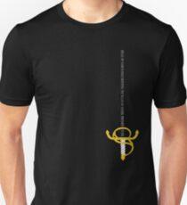 Prinzessin Braut Schwert Slim Fit T-Shirt