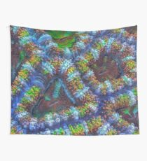 Acanthastrea coral Wall Tapestry