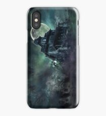 The Haunted House Paranormal iPhone Case
