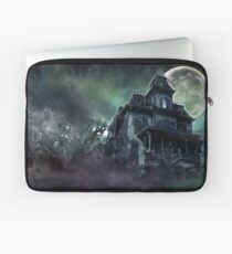 The Haunted House Paranormal Laptop Sleeve