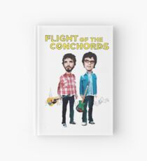 Flight Of The Conchords Hardcover Journal
