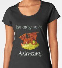 Adventure Smaug Couples Tee Women's Premium T-Shirt