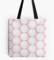 Netball Pattern Tote Bag