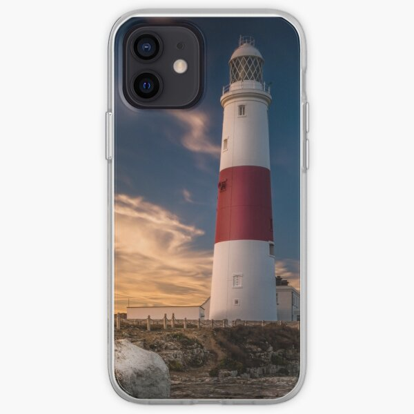 Portland Bill Lighthouse iPhone Soft Case