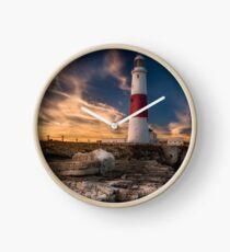 Portland Bill Lighthouse Clock