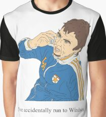 Super Hans | Accidentally run to Windsor  Graphic T-Shirt