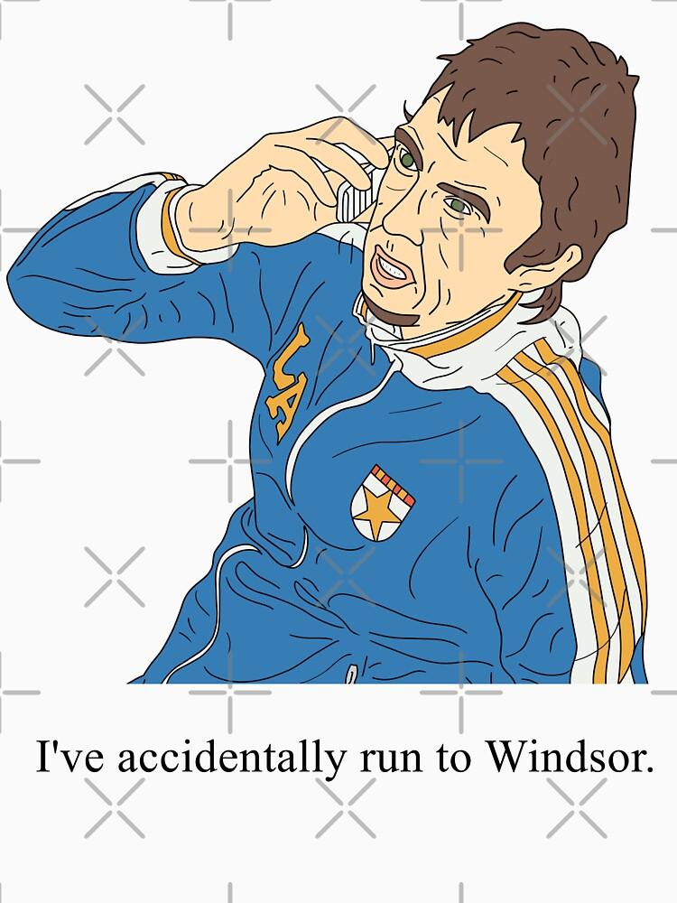 Super Hans | Versehentlich nach Windsor laufen von tommytyrer