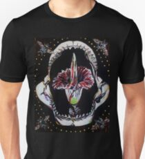 Find Your Bite Acrylic Painting on Canvas Unisex T-Shirt