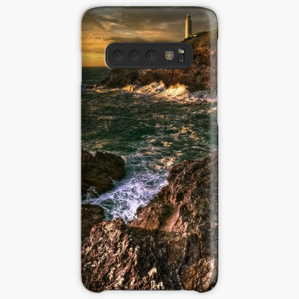 Trevose Head Lighthouse Case & Skin for Samsung Galaxy