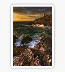 Trevose Head Lighthouse Sticker