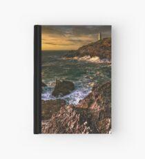 Trevose Head Lighthouse Hardcover Journal