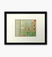 S.Marculo stop 8am Monday Framed Print