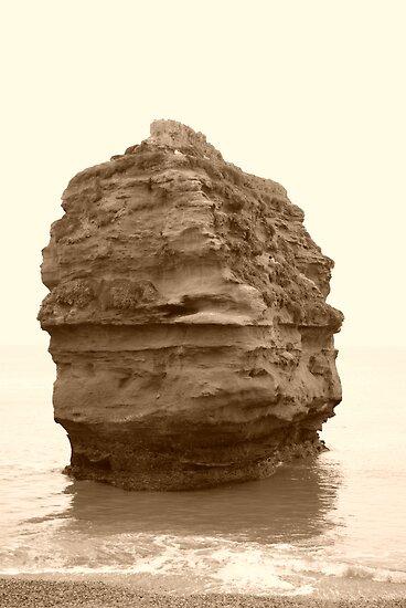 jurassic coast by ampwizbit
