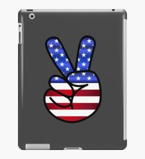 US Peace iPad Case/Skin