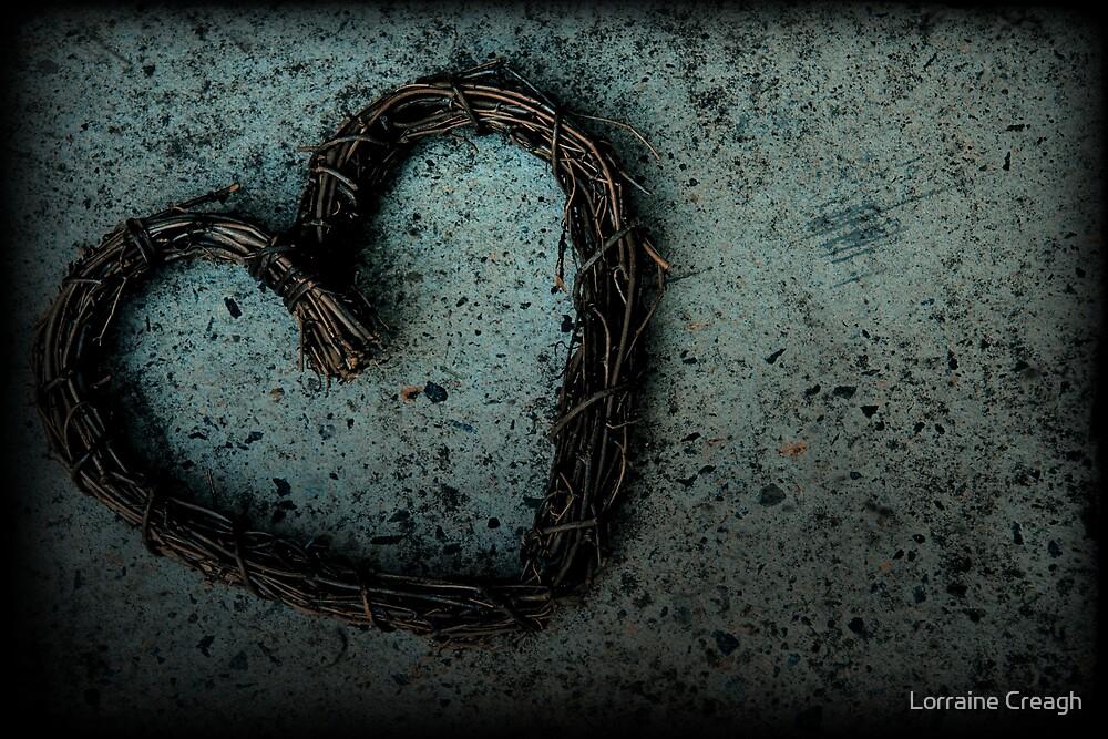 Heart & Stone by Lorraine Creagh