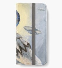 Nordic and Silver iPhone Wallet/Case/Skin