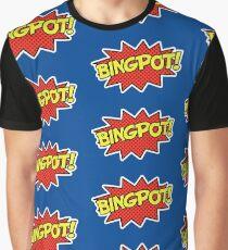 BINGPOT! Graphic T-Shirt