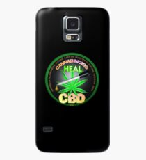 CBD Cannabinoids in Hemp oil Cures  learn truth about use of hemp oil to cure illness and pains. Case/Skin for Samsung Galaxy
