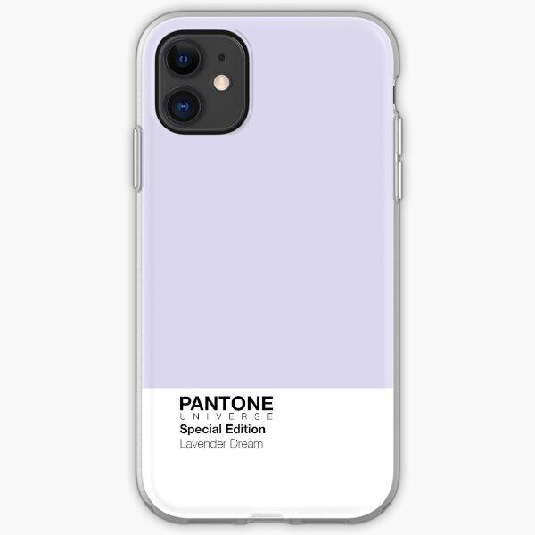 PANTONE + Lavender Dream Cases! Funda blanda para iPhone