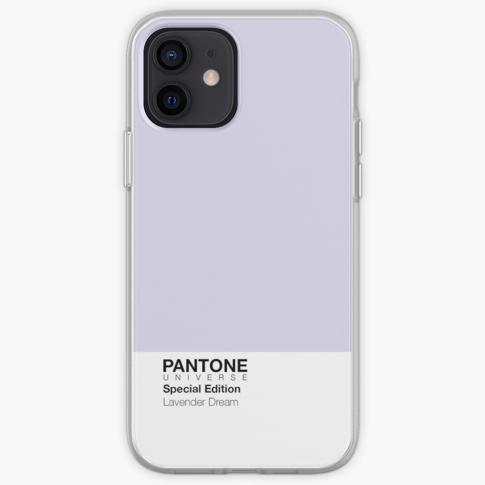 PANTONE + Lavender Dream Cases! iPhone Case & Cover