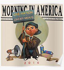 Morning In America Poster